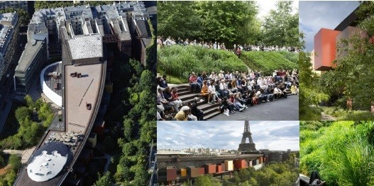 Paris Jardins Du Mus E Du Quai Branly Lankaart - Quai Branly Jardin ...