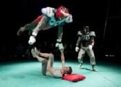 Face Nord, cirque contemporain