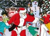 Féeries de Noël, Jardin d'Acclimatation