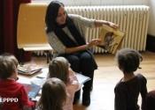 Lectures et contes, Musée de l'Immigration