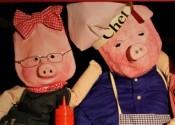 Les trois petits cochons