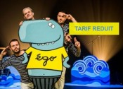 Ego le Cachalot, concert dès 3 ans à Paris