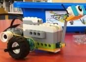 Ateliers Robot, avec LEGO, Cité des Sciences